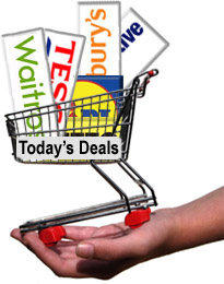 Today's Deals - in the trolley